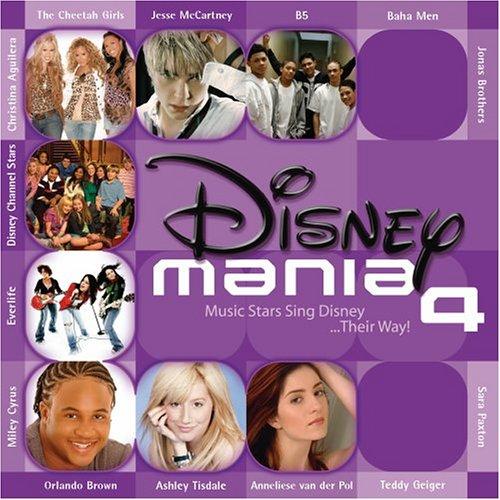 Disney - Disneymania, Vol. 4 - Zortam Music