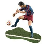 FT Champs - Barcelona: 6 Inch Premium Figure デコ