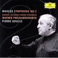 マーラー:交響曲第2番