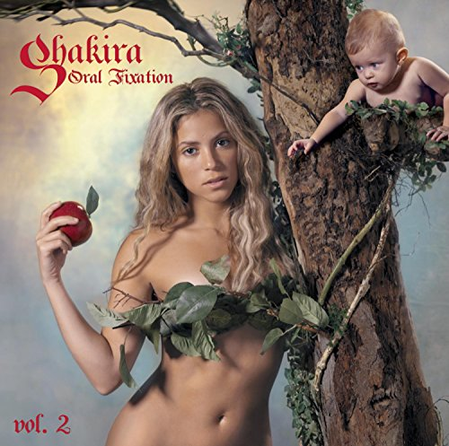 Shakira - V2 Oral Fixation  (Latin) - Zortam Music