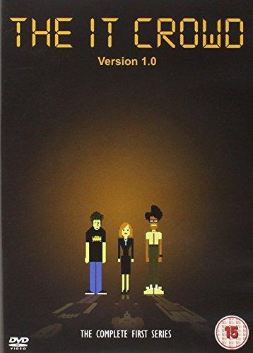 Компьютерщики (Сезон 2, серии 1-6(6)) / The IT Crowd (Graham Linehan) [2007 г., Комедия, PDTVRip]