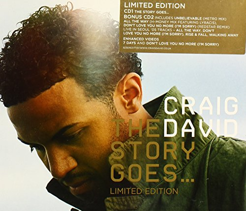 Craig David - The Story Goes...: Limited Tour Edition - Zortam Music