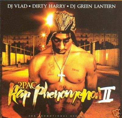 2pac - 2Pac_ Rap Phenomenon II - Zortam Music