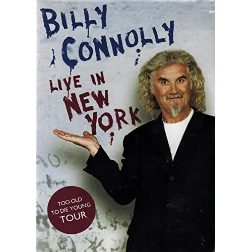 Billy Connolly Live in New York[2005]DvDrip[Eng] BugZ preview 0