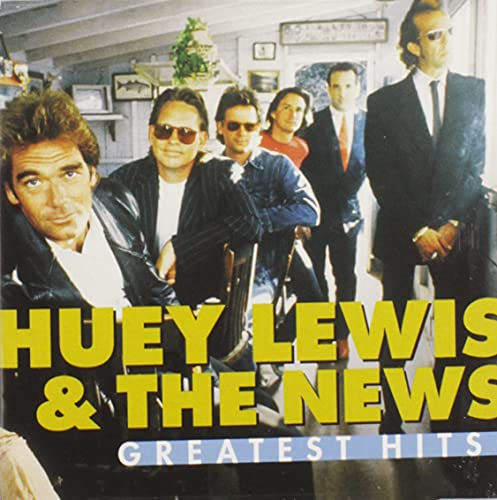 Huey Lewis & The News - SOTEighties Mid 80s T2 - Zortam Music
