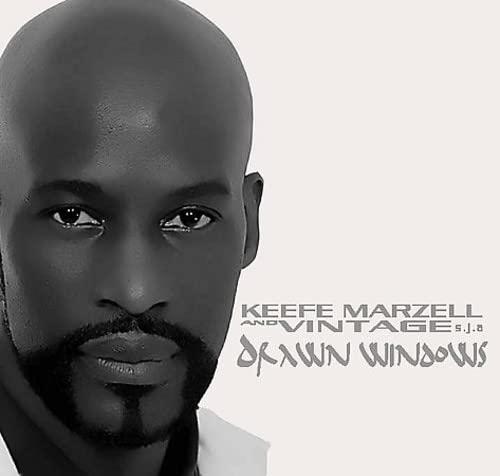 Album Drawn Windows by Keefe Marzell