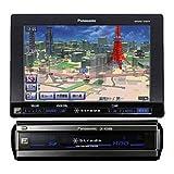 松下電器産業 7V型ワイドVGAオンダッシュTV/DVD /CD内蔵HDDカーナビステーション CN-HDS905D