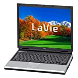 NEC LaVie RX (CM360 1GB 40GB COMBO 14.1TFT WindowsXPHome) [PC-GL14MWXG1COM]