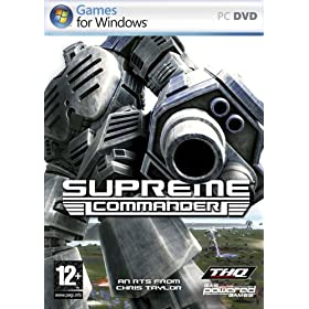 Supreme Commander HATRED [h33t PC DVD IMAGE] preview 0