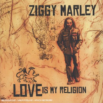 Ziggy Marley - Love Is My Religion - Zortam Music
