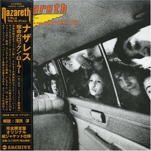 Nazareth - Close Enough For Rock & Roll - Zortam Music