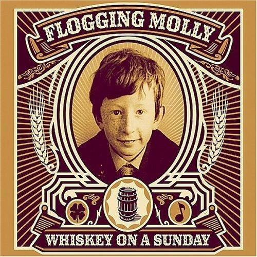 Flogging Molly - Whiskey on a Sunday (CD + DVD) - Zortam Music