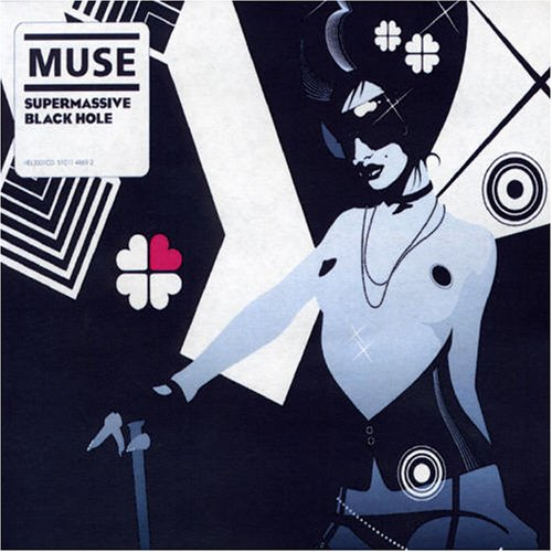 supermassive black hole muse album -#main