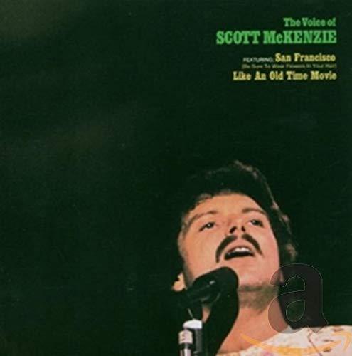 SCOTT MCKENZIE - The Voice of Scott Mckenzie - Zortam Music