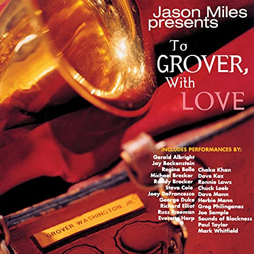 Various Artists - To Grover, With Love - Zortam Music