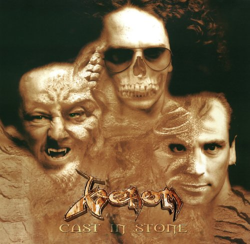Venom - Cast in Stone (disc 1) - Zortam Music