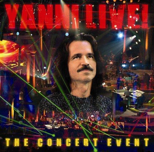 Yanni - Live: The Concert Event - Zortam Music