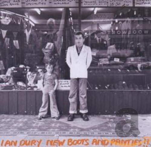 IAN DURY - New Boots and Panties__ - Zortam Music
