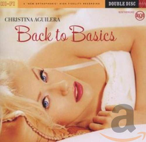 Christina Aguilera - Back To Basics CD 2 - Zortam Music