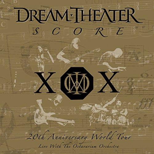 Dream Theater - Score - 20th Anniversary World Tour CD3 - Livewith The Octavarium Orchestra - Zortam Music