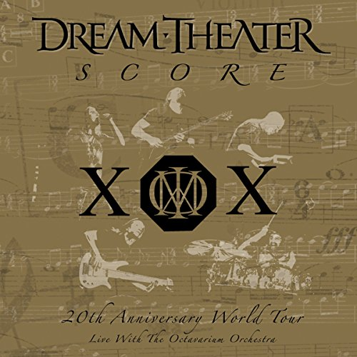 Dream Theater - Score - 20th Anniversary World Tour (CD1) - Zortam Music