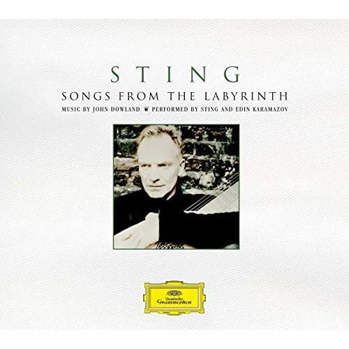 Sting spiller John Dowland