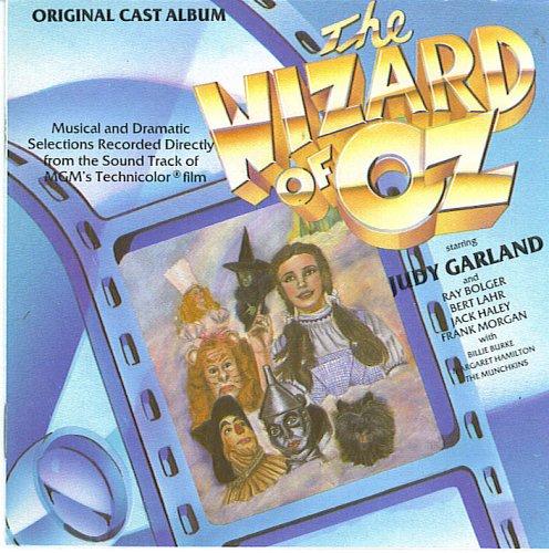 Judy Garland - The Wizard Of Oz - Zortam Music