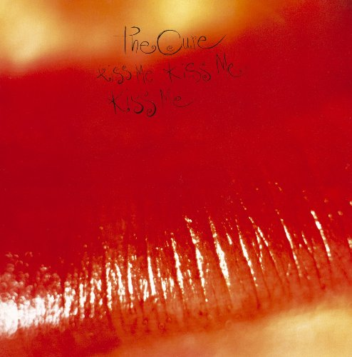 The Cure - Kiss Me Kiss Me Kiss Me (bonus disc: Rarities 1986-1987) - Zortam Music
