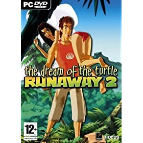 Runaway 2 The Dream Of The Turtle RELOADED [h33t PC DVD IMAGE] preview 0