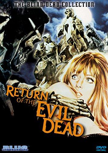 Ataque de los muertos sin ojos, El / Слепые мертвецы 2: Возвращение слепых мертвецов (1973)