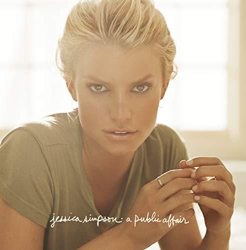 Jessica Simpson - A Public Affair (Album) [Australian Import] - Zortam Music