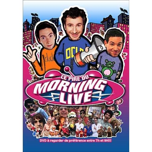 Le Meilleur Du Pire Du Morning Live FRENCH DVDRiP XViD TVrIders preview 0