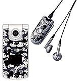 mobilecast (カスタムジャケット セット商品) ステレオインイヤフォン ( FOMA P902i専用) ミッキー MPX3000RPDJ-MC
