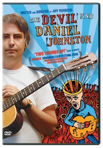Devil & Daniel Johnston (Ws Sub B&W Col Dol)