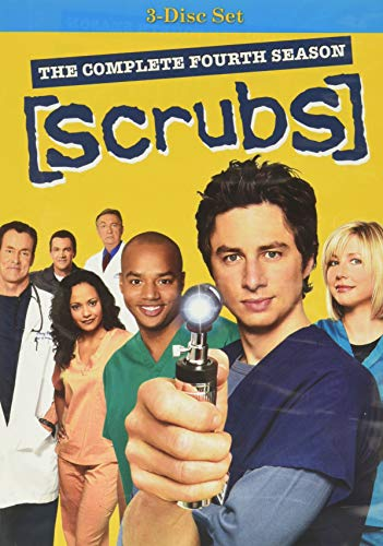 Scrubs Season 4 (25/25)