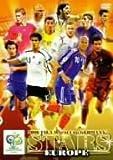 2006FIFAワールドカップドイツ オフィシャルライセンスDVD 「スターズ 欧州編」