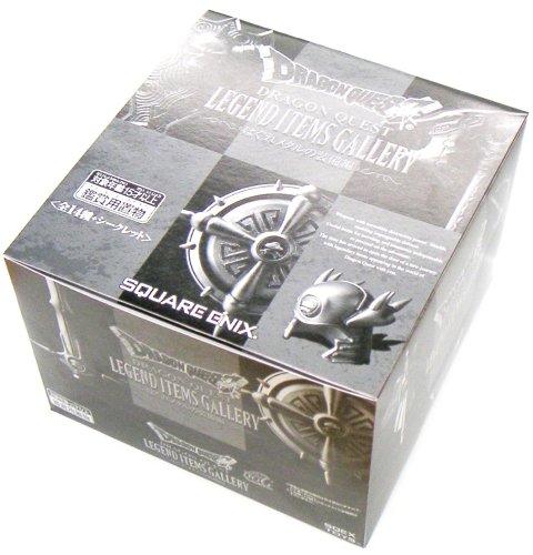 ドラゴンクエスト レジェンドアイテムギャラリー ~はぐれメタルの装備編~ BOX