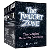 Get Twilight Zone: The Complete Definitive Collection on DVD