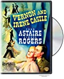 Vernon and Irene Castle By DVD