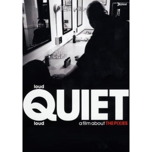loudQUIETloud DVD Cover