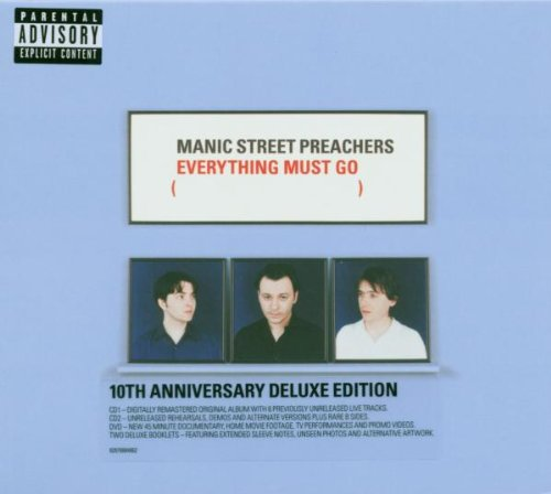 Manic Street Preachers - Everything Must Go (10th Anniv - Zortam Music