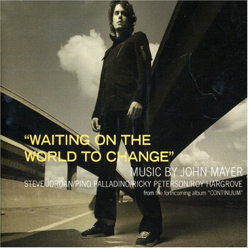 John Mayer - Waiting on the World to Change (Limited Edition EP) - Zortam Music