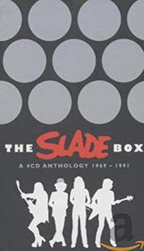 SLADE - Slade Anthology (4CD) - Zortam Music