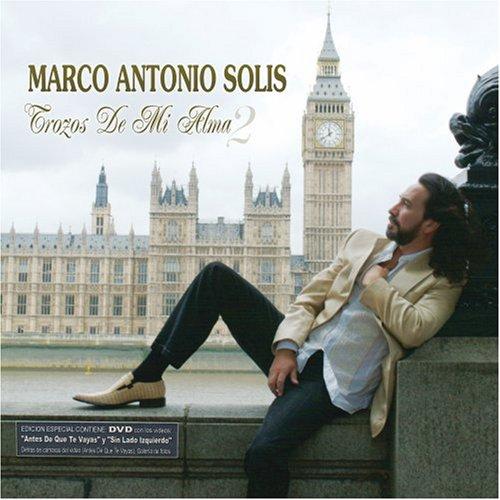Marco Antonio Solis - Trozos de Mi Alma - Zortam Music