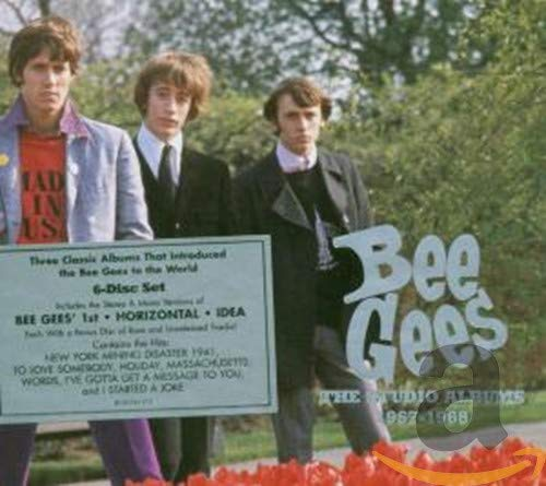 Bee Gees - The Studio Albums 1967-1968: 1st/Horizontal/Idea - Remastered & Expanded - Zortam Music