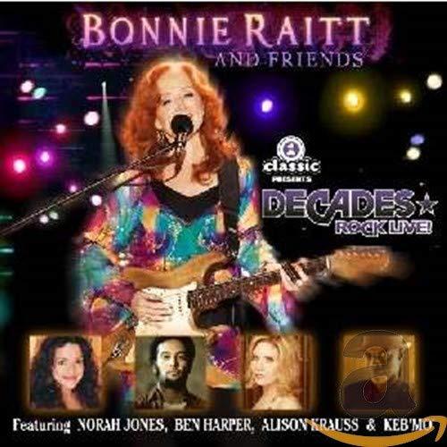Bonnie Raitt - Bonnie Raitt and Friends (CD+DVD) - Zortam Music