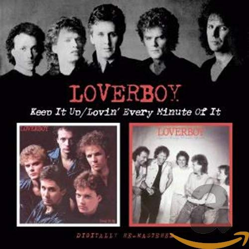 Loverboy Album Cover. Keep It Up/Lovin#39; Every Minute of It by Loverboy album cover. Keep It Up/Lovin#39; Every Minute of It by Loverboy lyrics