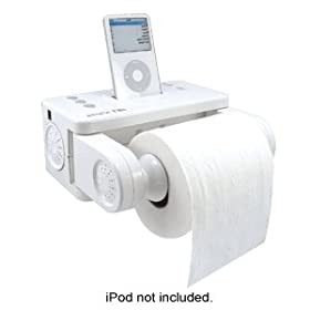 Pooping with your iPod