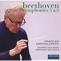ベートーヴェン:交響曲第5番&第6番