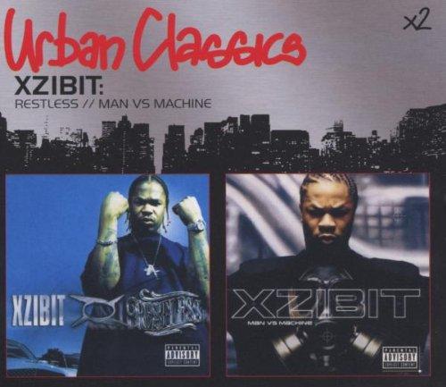 Xzibit - Restless/Man Vs Machine - Zortam Music